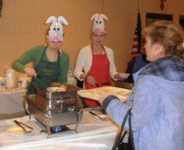 2010 - Lenten Dinners