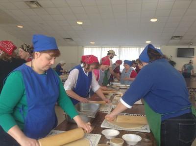 2014 Pascha, Nutroll, Candy making, and Lenten Dinners