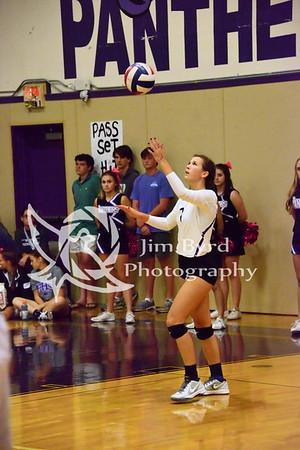 PHS volleyball vs Arlington HS  10.18.16