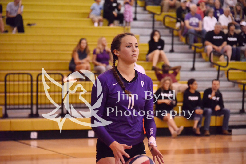 PHS volleyball vs Fossil Ridge  11.1.2016