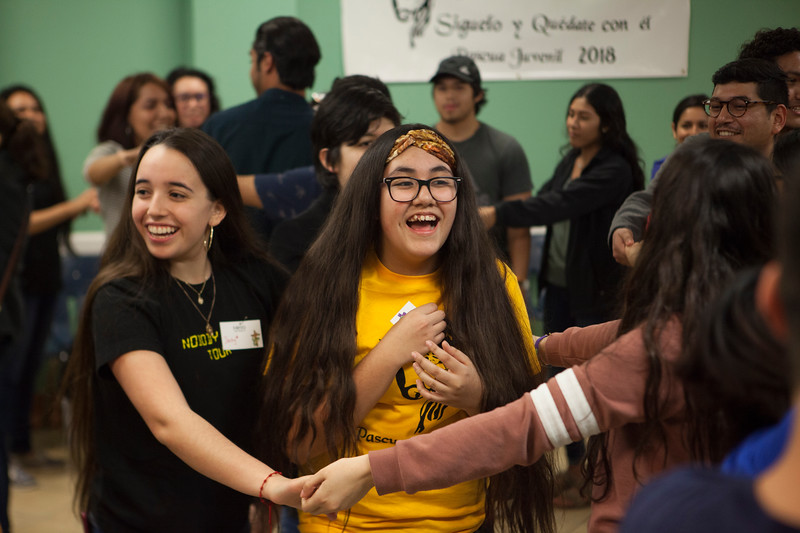 Hispanic Young Adult Retreat 2018