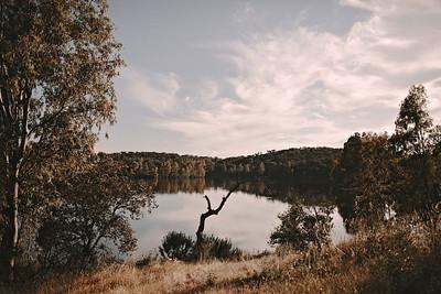 Paseo por el lago