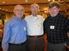 Roy Busdiecker '57<br /> SFC Wlburt Strayhill ROTC Instructor 55-59<br /> John Sankey (Guest)