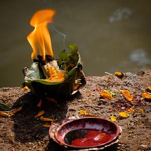 Fire offering