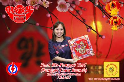 Pasir-Ris Punggol GRC CNY Celebration