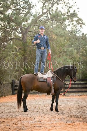 Nov 2015 Gascon Horsemanship Clinic - Ocala