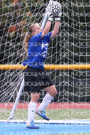 2014-10-7 PCTI Girls Varsity Soccer