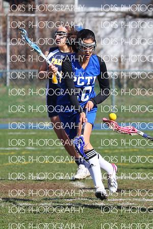 2015-4-11 PCTI Girls JV Lacrosse