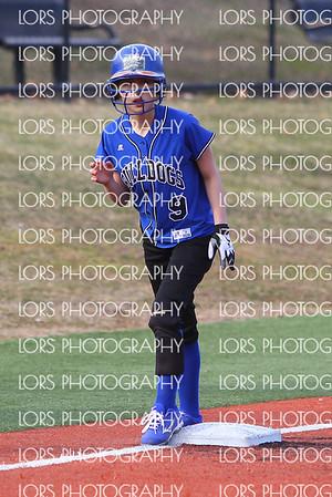 2015-4-2 PCTI HS Varsity Softball