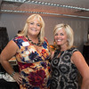 Donna Brown and Amy Stokes of Ladyfingers Catering.
