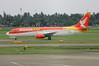 PK-KKC | Boeing 737-4YO | Adam Air