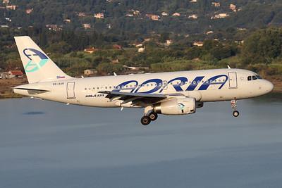 S5-AAR   Airbus A319-132   Adria Airways