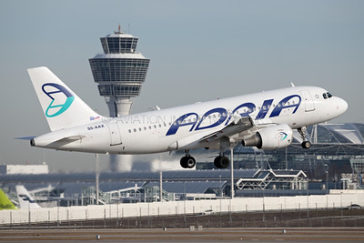 S5-AAX | Airbus A319-132 | Adria Airways