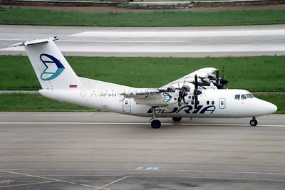 S5-ACA | de Havilland Canada Dash-7-102 | Adria Airways