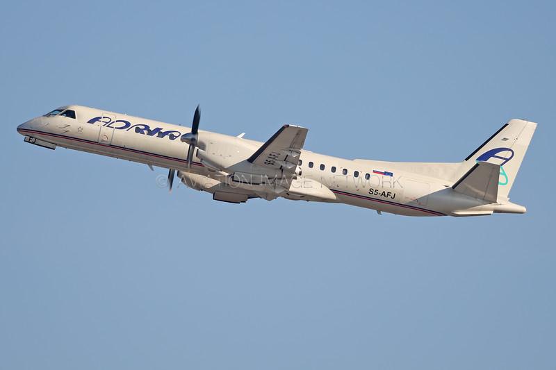 S5-AFJ | Saab 2000 | Adria Airways