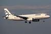 SX-DGC | Airbus A320-232 | Aegean Airlines