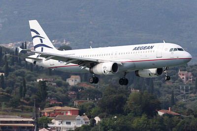 SX-DVH | Airbus A320-232 | Aegean Airlines