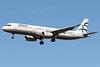 SX-DVO   Airbus A321-231   Aegean Airlines