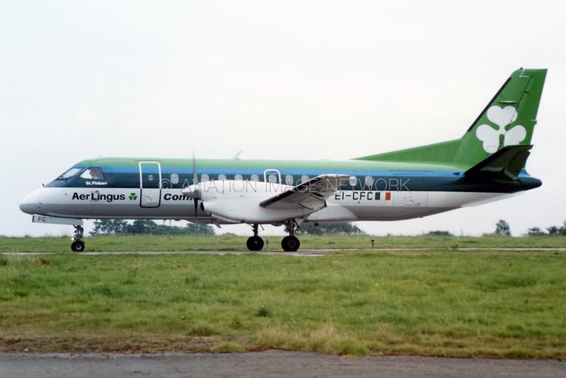 EI-CFC   Saab 340B   Aer Lingus Commuter