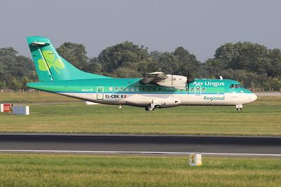 EI-CBK   ATR 42-300   Aer Lingus Regional