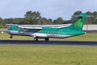 EI-FAX   ATR 72-600   Aer Lingus Regional