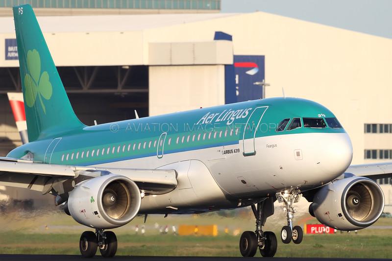 EI-EPS   Airbus A319-111   Aer Lingus