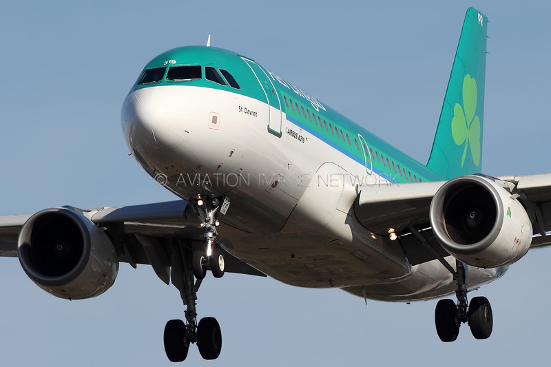 EI-EPR   Airbus A319-111   Aer Lingus