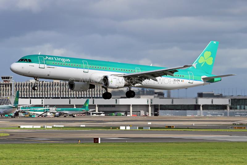 EI-CPE | Airbus A321-211 | Aer Lingus