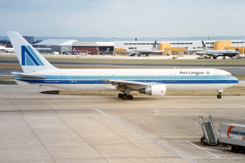 EI-CAL   Boeing 767-3Y0/ER   Aer Lingus