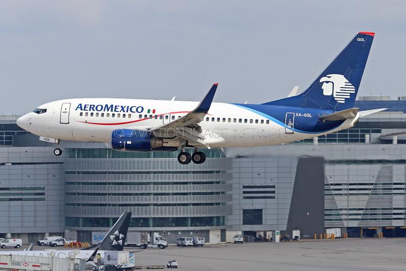 XA-GOL | Boeing 737-752 | AeroMexico
