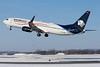 XA-AMG | Boeing 737-81D | AeroMexico