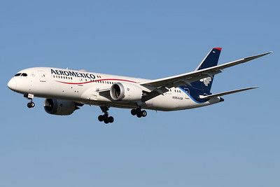 N964AM | Boeing 787-8 | AeroMexico