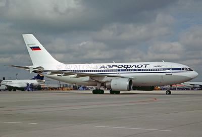 VP-BAF | Airbus A310-302 | Aeroflot