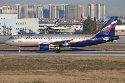 VP-BKC | Airbus A320-214 | Aeroflot
