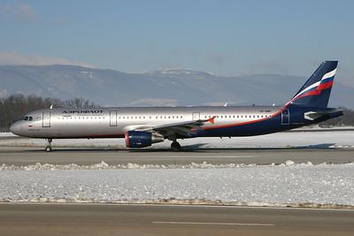 VP-BWP | Airbus A321-111 | Aeroflot