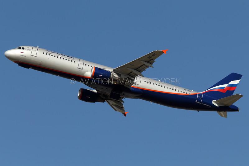 VQ-BEI | Airbus A321-211 | Aeroflot