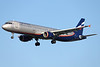 VQ-BEG | Airbus A321-211 | Aeroflot
