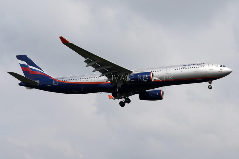 VQ-BPJ | Airbus A330-243 | Aeroflot