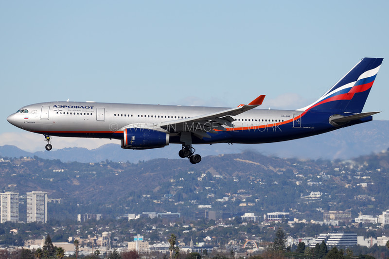 VQ-BBF   Airbus A330-243   Aeroflot