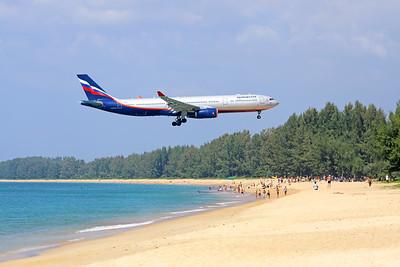 VQ-BQX | Airbus A330-343 | Aeroflot