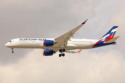 VQ-BFY   Airbus A350-941   Aeroflot