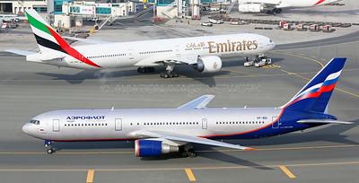 VP-BDI   Boeing 767-38A/ER   Aeroflot
