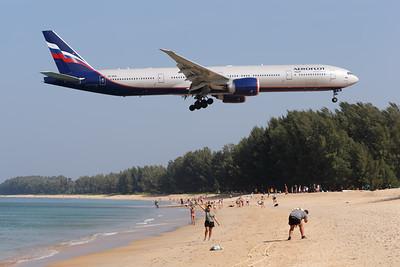 VP-BHA   Boeing 777-3M0/ER   Aeroflot