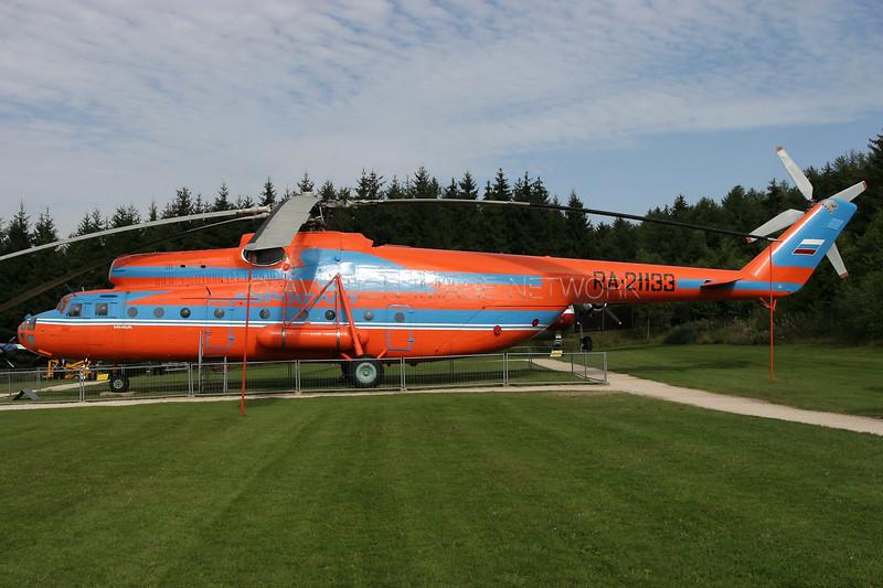 RA-21133 | Mil Mi-6 | Aeroflot