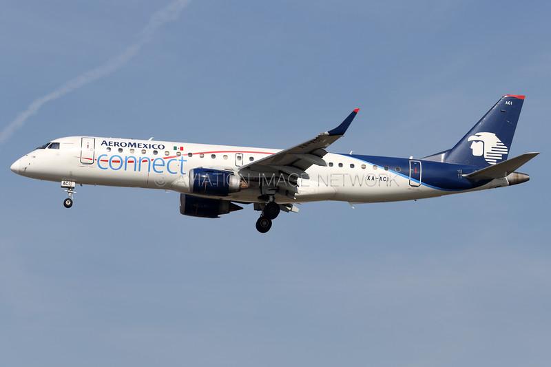 XA-ACI | Embraer ERJ-190LR | AeroMexico Connect