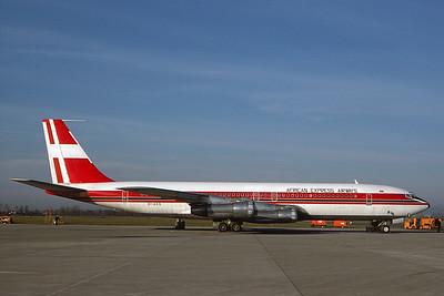 5Y-AXS | Boeing 707-344 | African Express Airways