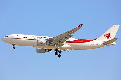7T-VJC   Airbus A330-202   Air Algerie