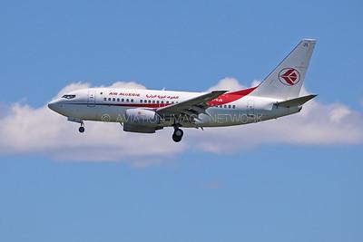 7T-VTS | Boeing 737-6D6 | Air Algerie