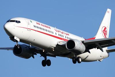 7T-VKK | Boeing 737-8D6 | Air Algerie