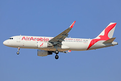 A6-AOS | Airbus A320-214 | Air Arabia (UAE)